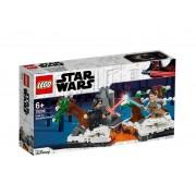 Set de constructie LEGO Star Wars Duel la Baza Starkiller