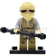 Generic Yoda Luke OBI Wan Kenobi Clone Trooper Figure Legoingly Building Blocks Sets Model Bricks Toys for Kids Rey