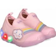 Pantofi Sport Fete Bibi Space Wave Cu Lumini-Curcubeu 30 EU