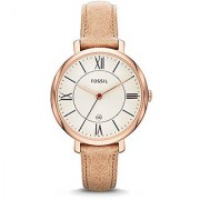 Fossil Analog Multi-Colour Dial Womens Watch - Es3487
