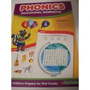 Good Grades Educational Workbook ~ Phonics (Grade 1) (Skunk Cover; 2012)