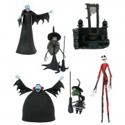 Disney Nightmare Before Christmas serie 8 assorted Figur 18cm