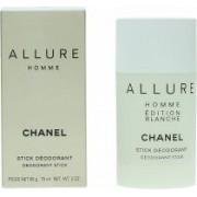 Chanel Allure Homme Edition Blanche Desodorante en Barra 75ml