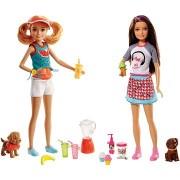 Barbie Sütés-főzés Nővérek