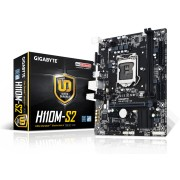 SALE OUT. GIGABYTE GA-H110M-S2 1.0 Gigabyte REFURBISHED WITHOUT ORIGINAL PACKAGING AND