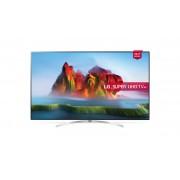 Televizor SUHD Smart LG 55SJ850V, 139 cm, 4K UHD, Argintiu