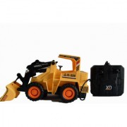 JCB TRUCK WITH REMOTE ( 9 INCH )