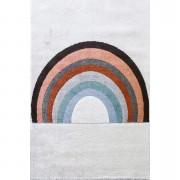 Art for Kids tapijt Regenboog - veelkleurig - 135x190 cm - Leen Bakker