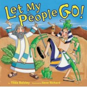Let My People Go!, Paperback