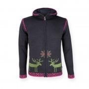Kama Fashion&Function Modieus Windstopper vest van Kama dames antraciet 5085WS