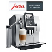 producent niezdefiniowany JURA Impressa Z9 One Touch TFT Aluminium + pakiet kawy GRATIS