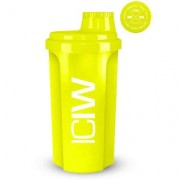 ICANIWILL Shaker, Neon Yellow
