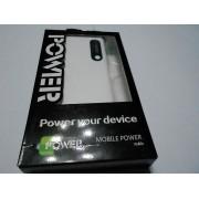Baterie externa Power Bank 12000 mAh lcd -12000 mAh- 12 amperi-2 iesiri usb