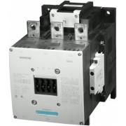 3RT1076-6AF36 contactor 500A/400V,250 kW, tens. bobina 110V AC/DC.conex.bare