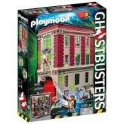 Sediul Central Ghostbusters Playmobil