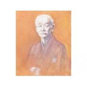 Jigaro Kano pictura in ulei pe panza