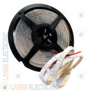 Striscia Bianco Naturale 4500K LED SMD2835 Stagna da Immersione IP68 5MT Alta Luminosità 25W