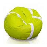 Sedací vak Tennis ball - ekokoža - objem 400l