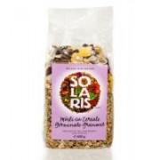 Musli cu cereale germinate granovit 400gr SOLARIS