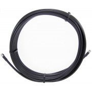 Cisco 50-ft (15m) Ultra Low Loss LMR 400 Cable TNC-N Connector