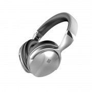 Over-ear Headphone Wireless Bluetooth 4.2 Stereo Bass Foldable Earphone Automatic Noise Canceller with Mic - Grey