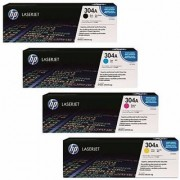 HP CC 530 A / 531A / 532 A / 533A Toner Cartridges Color