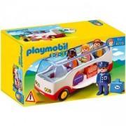 Комплект Плеймобил 6773 - Училищен автобус, Playmobil, 290721