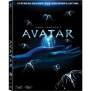 Avatar extended collectors edition BluRay 2009