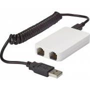 Switch cu alimentare USB, 3 porturi 10/100 Mbps, Renkforce