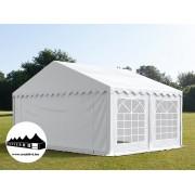 5x5m Rendezvénysátor Party sátor 500g/m2 PVC ponyva (Normal)