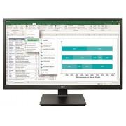 LG 24bk550y-B 60,45cm 23,8inch LED LCD AH-IPS TFT 1.920X 1.080Pivot 16: 91000: 1250CD 5ms Analoog dp1.2HDMI DVI-D USB 2x W Zwart