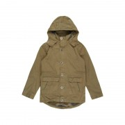 Review for Teens Parka mit Kapuze