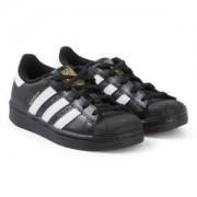 adidas Originals Superstar Foundation Sneakers Svart/Vit Barnskor 31 (UK 12.5)