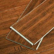 Floating Wood Floor in Copperstone, GeoWood by Cali Bamboo®, Sample