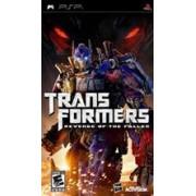 Transformers Revenge Of The Fallen Psp