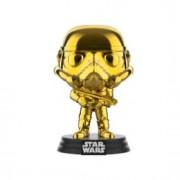 Pop! Vinyl Star Wars Stormtrooper Gold Chrome EXC Pop! Vinyl Figure