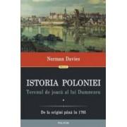 Istoria Poloniei - Terenul de joaca al lui Dumnezeu Vol. 1+2 - Norman Davies