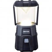 LED lanterna za kampiranje Polarlite Elite Pro na baterije 680 g siva, crna