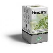 Aboca Spa Societa' Agricola Finocarbo Plus - Carminativo Con Finocchio E Carbone Vegetale Flacone Da 50 Opercoli Da 500 Mg