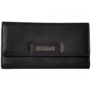 Kenneth Cole Reaction Never Let Go Trifold Flap Clutch Blackberry