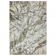 Easy Living Vloerkleed Aurora - Satin - Bruin - Size: 80 x 150