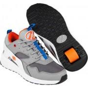 Heelys Chaussures à Roulettes Heelys Force Gris/Blanc