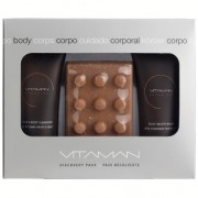 VitaMan Body Discovery Pack Skin Care RP203