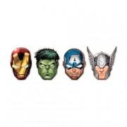 Liragram Los Vengadores - Pack 6 Máscaras