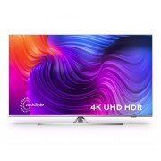 "Philips 49"" 49PUS6482/12 New Model 2017 UHD, DVB-T2/C/S2, Android TV, Ambilight 3, HDR Premium, 1300 PPI, 25W Soundbar"
