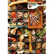 Puzzle Potpourriul din bucatarie, 1000 piese