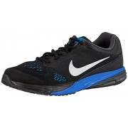 Nike Men's Tri Fusion Run Msl Blk, Mtllc Slvr, Pht Bl and Anthrct Running Shoes -9 UK/India (44 EU)(10 US)