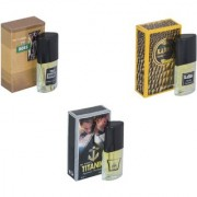 Skyedventures Set of 3 Kabra Yellow-The Boss-Titanic Perfume