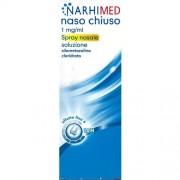 Glaxosmithkline c.health.spa Narhimed Naso Chiuso Adulti Spray 10 Ml