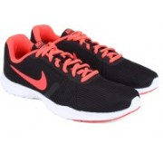 Nike WMNS NIKE FLEX BIJOUX Training & Gym Shoes For Women(Black, Red)